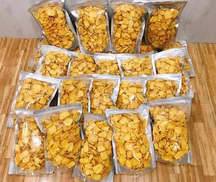 Mít sấy khô 500g trái cây sấy khô
