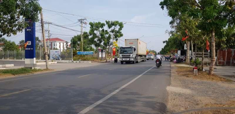 quốc lộ 50 coopmart - huyện ủy cần giuộc
